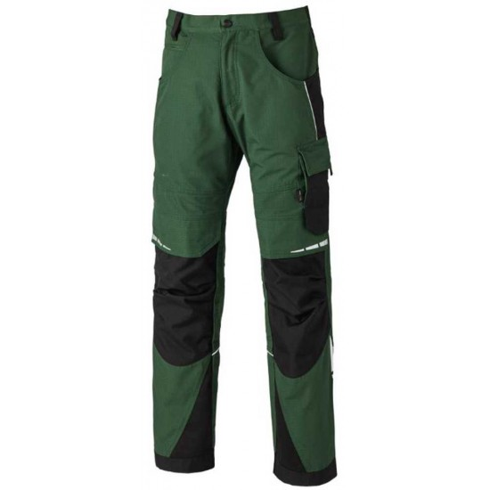 Pro Safety Trousers - Reflective strips - Keeps you safer at night, and rip-stop material