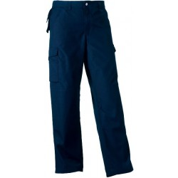 Heavy Duty First Responder Trousers - Navy, Black or Grey