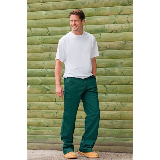 Poly / Cotton Twill Ambulance Workwear Trousers (3 leg lengths available)