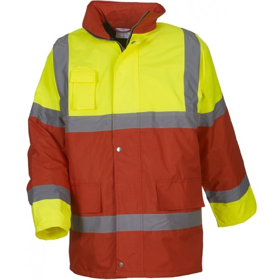 High Visibility Contrast Jacket - Ambulance, Doctor, Paramedic, Community Responder etc
