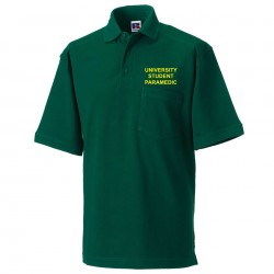 Community Responder - Hard Wearing 60°C Wash Polo Shirt (Green, Red, Grey, Navy or Black)