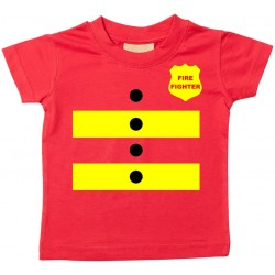Fire Fighter - Baby T-shirt