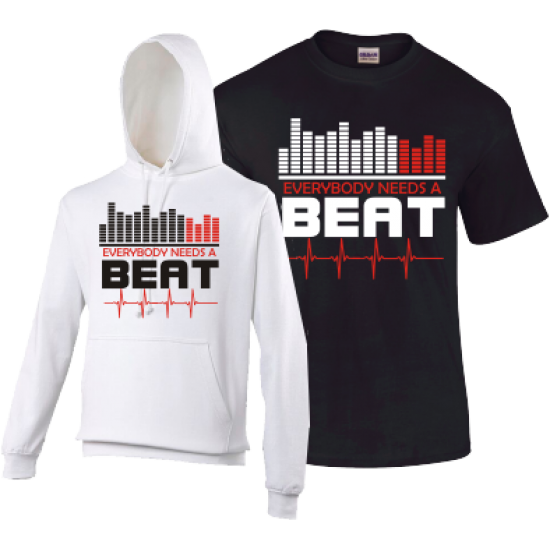 Everybody Needs A Beat - Heartbeat and Music