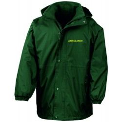 Reversible Ambulance StormDri 4000 Jacket (option of vinyl printing)