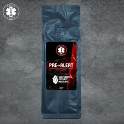 Coffee blended for medics! - Pre-Alert ground coffee 250g
